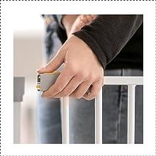 Hauck Open 'n Stop kd doppio meccanismo di chiusura si lascia aprire solo da adulti