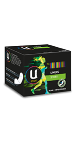 ubk, ubykotex, liners, liner, sports liners, thin liners, ultrathin liners