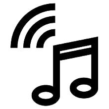 Pioneer X SMC02(B) CD Mikroanlage (Wiedergabe von Audio CDCD RCD RWMP3, 2 x 10 Watt Ausgangsleistung, Bluetooth, USB, FM (RDS) Radio, Wandmontage