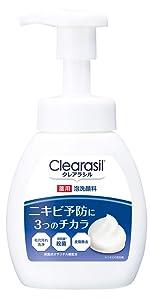 クレアラシル ニキビ対策薬用泡洗顔フォーム 10X 本体 200ml
