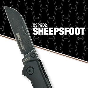 sheeps foot knife