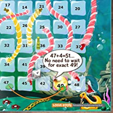 winning ocean raiders math game addition