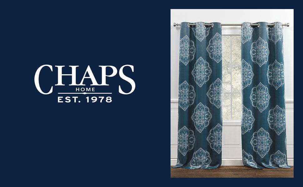 chaps, chaps home, chaps curtains, Ralph Lauren, designer curtains, curtains, curtain, nautical