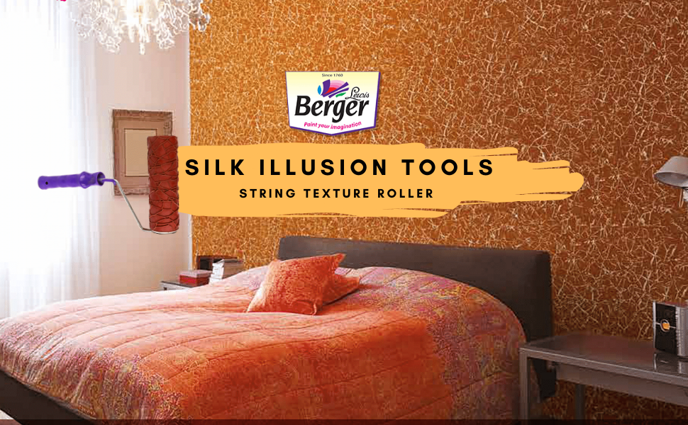 Silk illusion tools, Berger, String Roller