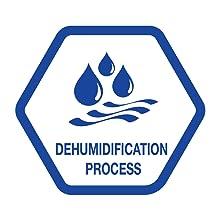 Dehumidification process