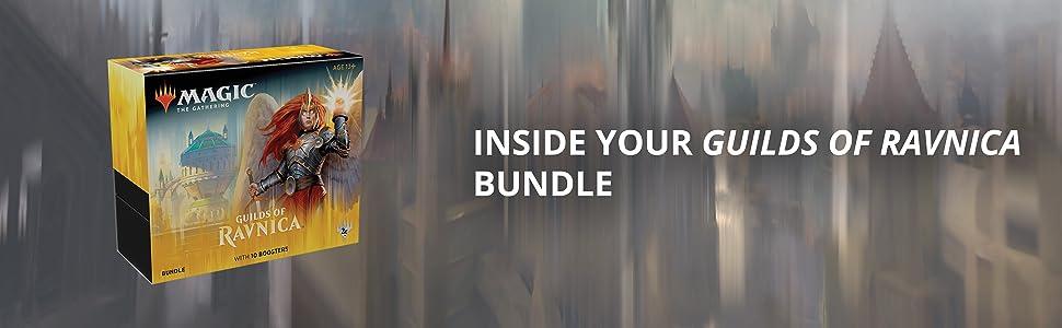 Inside your guilds of ravnica bundle