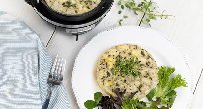 Omelette, cuiseur à oeufs, Cuisinart