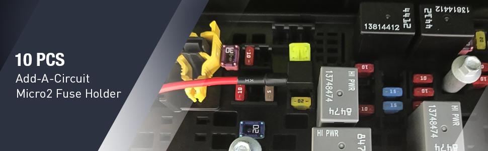 Micro2 fuse tap
