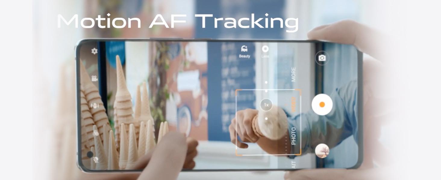 Motion AF Tracking