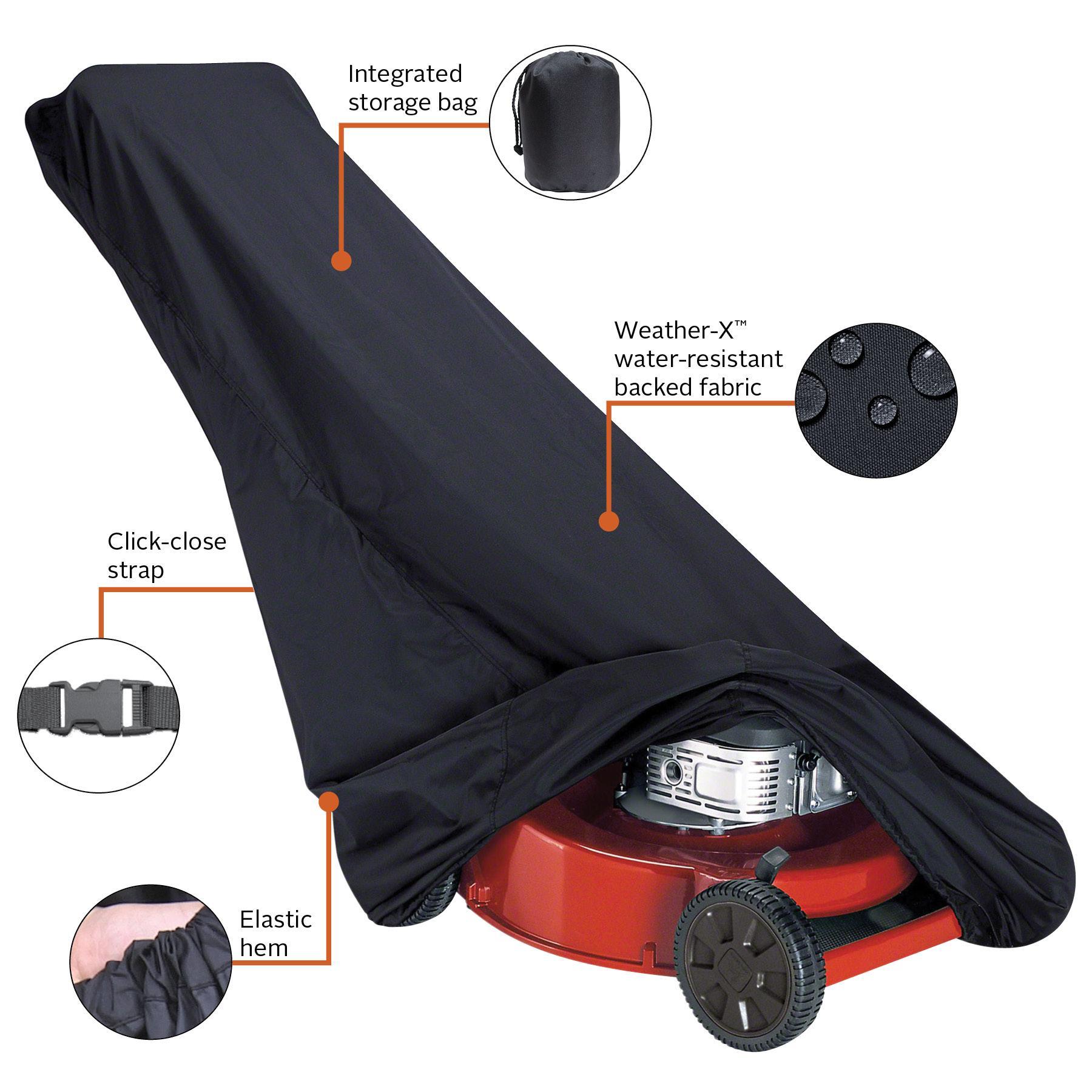 Amazon.com: Classic Accessories 73117 Black – Funda para ...