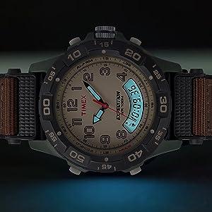 Timex Expedition Indigo