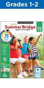 Summer Bridge Activities Grades 2-3