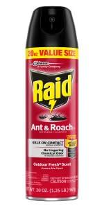 Raid Ant amp; Roach Killer 26, Outdoor Fresh Scent