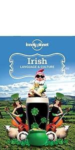 Lonely Planet Irish Language & Culture (Phrasebook)