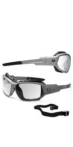 Loki safety glasses