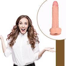 9 inch dildo