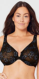 9246 Feeling Lacey Front Close Underwire Bra