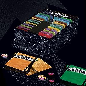 Dungeon Mayhem Card Box