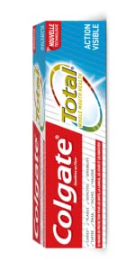 colgate total action Visible