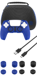 surge starter pack, surge accessories kit, ps5 starter pack, ps4 accessories, playstation 5 kit