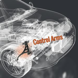 Control arm, car control arm, truck control arm, replacement control arms