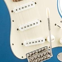 Fender-Designed Alnico Single-Coil Pickups