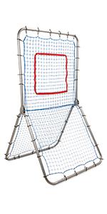 Champion Sports Baseball Rebound Pitchback Net BN4272