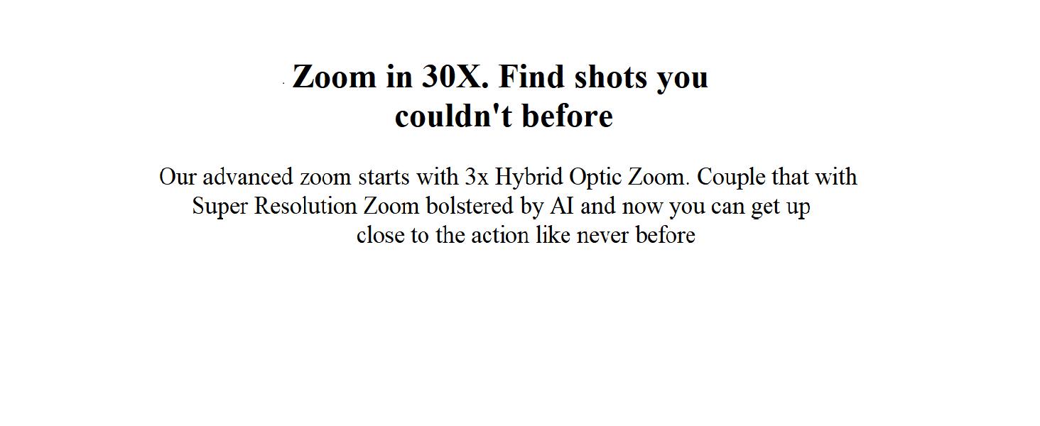 Zoom 30x