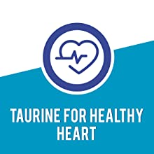 Taurine is an essential amino acid help to Maintain the Healthy Heart