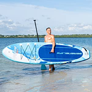 Paddle Board:surf board;non-slip deck;standing boat;surf control;paddling;beach board