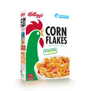 Kellogg's Corn Flakes box