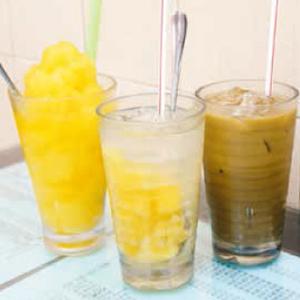 多種多様な飲み物