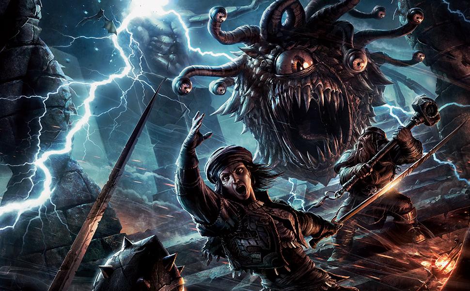 Monster Manual cover art