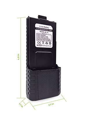 baofeng extended battery pack