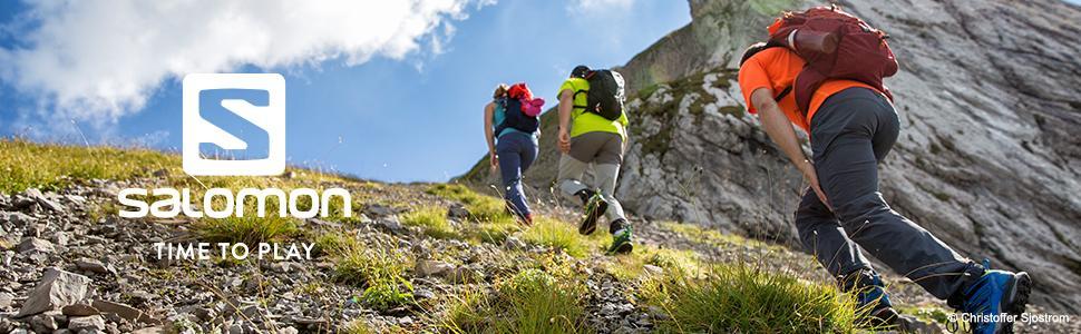 Salomon Damen L39971400 Trekking & Wanderhalbschuhe: Amazon