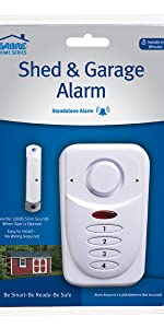 SABRE Door Handle Alarm - 110dB Door Alarm for Home Security ...