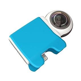 Giroptic io pour iphone camera