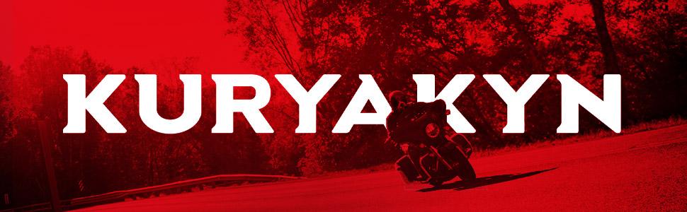 Kuryakyn motorcycle touring custom performance handlebars grips safety