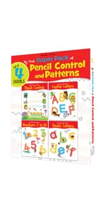 My First Super Boxset of Pencil Control and Patterns