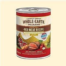 Whole Earth Farms Wet Adult Recipe