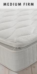 Memory,comfort filling,pillowtop comfort,made in the UK , mattresses