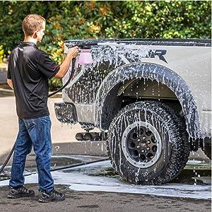 rv, boat, marine, rv wash, boat wash, marine wash, large vehicle, fast washing, quick detailer