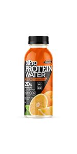Orange Protein Water