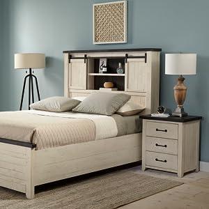 Reclaimed Pine Madison County Bedroom Set