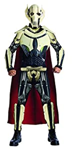Adult Deluxe General Grevious Costume