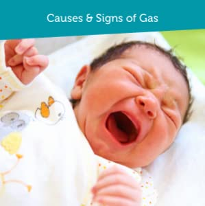 Causes and signs of gas