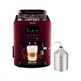 Krups Compact Cappucino EA8165 - Cafetera Superautomática 15 Bares ...