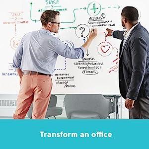 transform an office