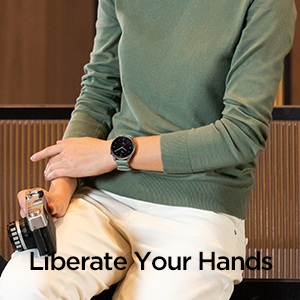 Liberate Your Hands