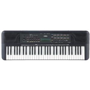 Yamaha PSR-E263 - Teclado Digital portátil para Principiantes de 61 Teclas, múltiples Funciones de Aprendizaje y Modo Dúo, Color Negro: Amazon.es: Instrumentos musicales